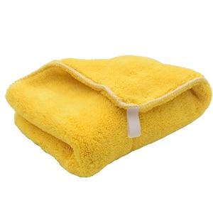 Image 5 - 5PCS 800GSM 40cmx30cm Super Thick Plush Microfiber Car Cleaning Cloth Car Care Wash Microfibre Wax Polishing Detailing Towel