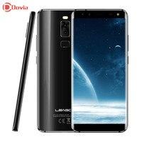 LEAGOO S8 4G Smartphone Android 7 0 5 7 Inch MTK6750T Octa Core 3GB RAM 32GB