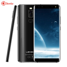 LEAGOO S8 4G Smartphone Android 7.0 5.7 Inch MTK6750T Octa Core 3GB RAM 32GB ROM Fingerprint Recognition Mobile Phone