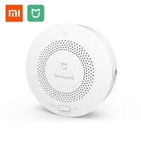 Original Xiaomi Mijia Honeywell Smart Gas Alarm CH4 Monitoring Ceiling Wall Mounted Easy Install Type Mi