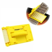 Flanger fa-30 quick-set gitarre-bass-saiten griffkörperreiniger werkzeug string reinigungsbürste