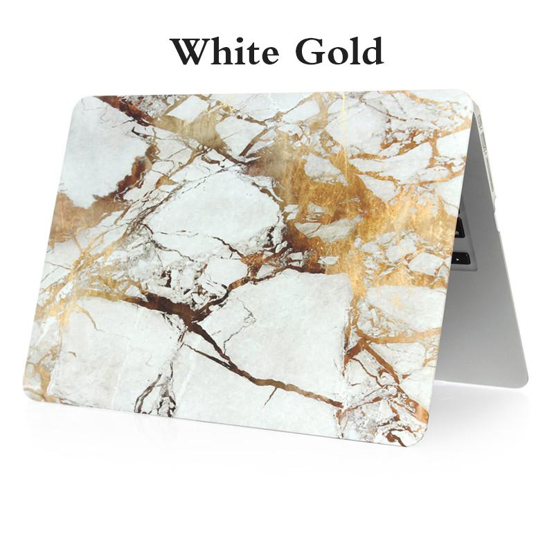 EGYAL Marble Matte Hard Case for MacBook 31
