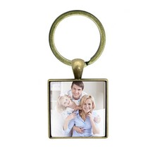 Cute Personalized Custom-Made Metal Keychain