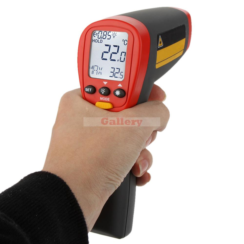 Uni T Ut301c 12 1 Digital Infrared Ir Thermometer Laser Temperature Gun Meter Range 18 550 Centigrade 0 1022 Fahrenheit benetech lcd digital infrared thermometer pyrometer laser point temperature gm300 meter free shipping