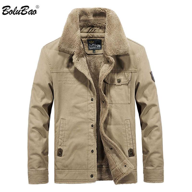 BOLUBAO Men Brand Bomber Jacket New Winter Men's Jackets Fleece Casual  Tactical Outerwear Male Thick Jackets Coats|Jackets| - AliExpress