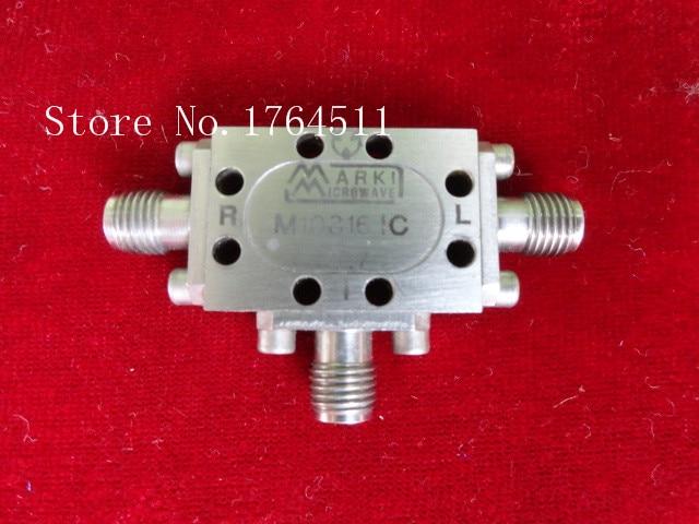 [BELLA] MARKI M10816IC RF/LO:3-8GHz RF Coaxial Double Balanced Mixer SMA