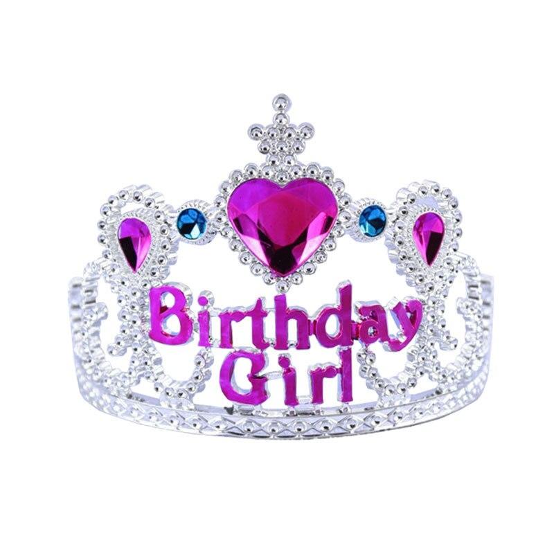 happy birthday crown Happy Birthday Crown Children Birthday Crown For Girls Birthday  happy birthday crown