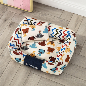 Image 4 - JORMEL Dog Bed Mat Kennel Soft Dog Puppy Pet Supplies Nest For Small Medium Dogs Winter Warm Plush Bed House Waterproof Cloth