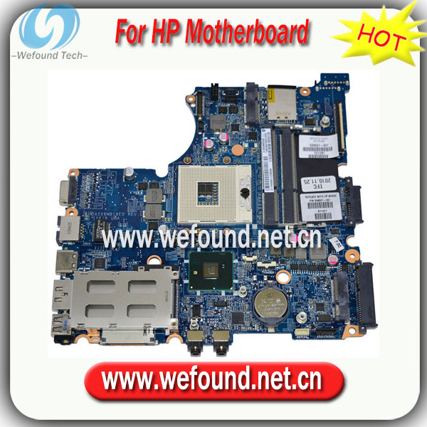 ФОТО 100% Working Laptop Motherboard for HP 4321S 4421S 599522-001 Series Mainboard,System Boardd,System Board