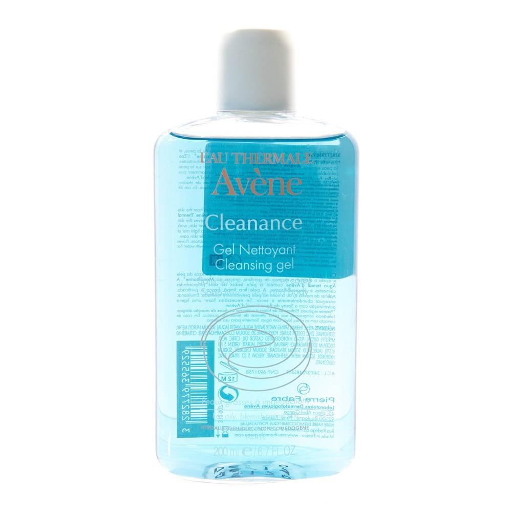 Face Washing Product AVENE C48327 Scraping tools mild cleansing wash gel tonic lotion scrub skin care mild cleansing cream janssen