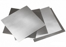 5pcs/lot  0.1x100x100mm . 301 stainless steel sheet plate