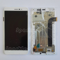 5 0 LCD With Frame For Coolpad Porto S LCD Display Touch Screen Digitizer Assembly Replacement