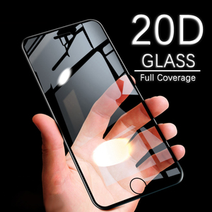 Image 5 - 25 個 20D 強化ガラスフル接着剤カバレッジ画面保護保護フィルム用 11 プロ xs xr xs 最大