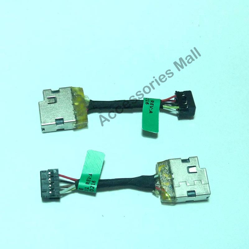 Back To Search Resultscomputer & Office Laptop Dc Power Jack For Asus X441u X441ua A556 A556u F556u Fl5900u A541u Dc Connector Laptop Socket Power Replacement 4.0*1.35