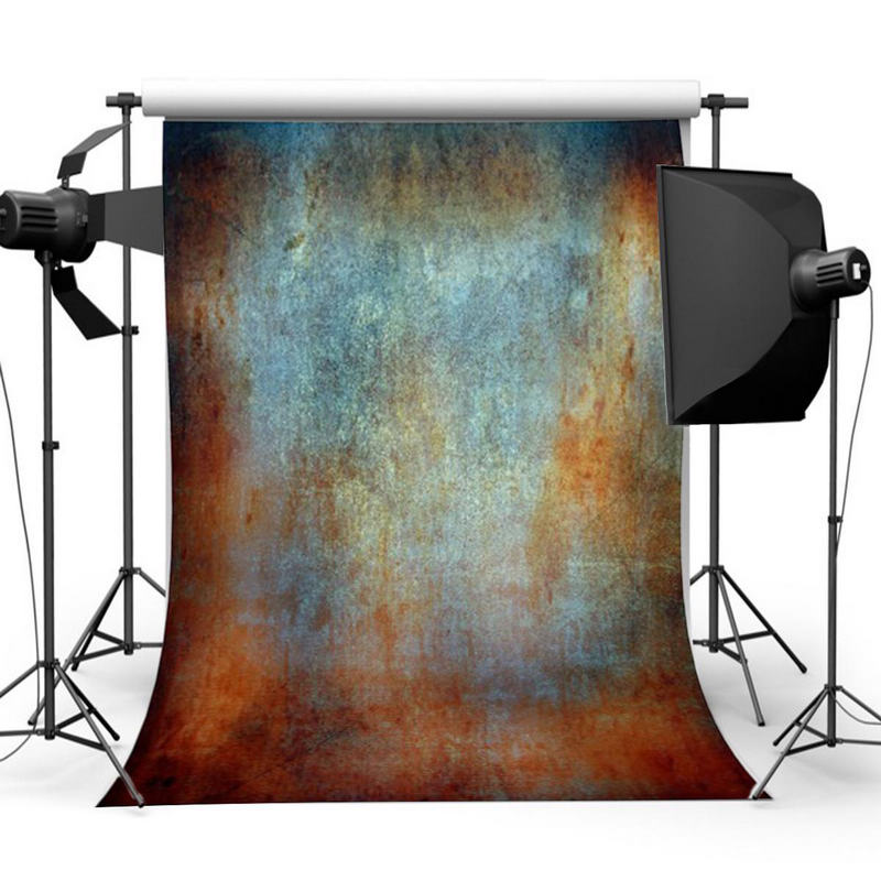 Mayitr 1pc 3x5ft Vinyl Retro Rusted Background Vintage Wall Photography Backdrops for Photo Studio Props retro background christmas photo props photography screen backdrops for children vinyl 7x5ft or 5x3ft christmas033