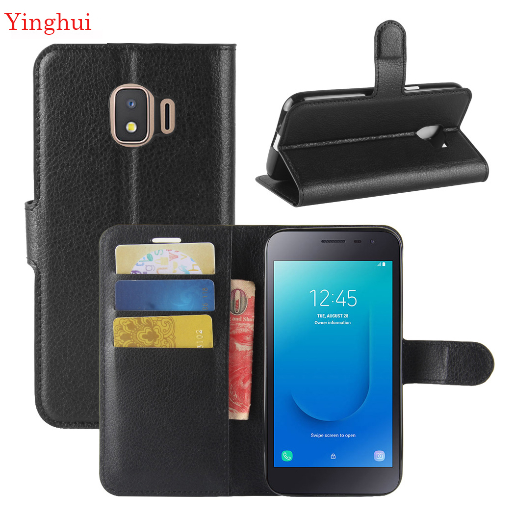 Cases Wallet Stand-Cover J2 Core Samsung Galaxy Flip For Filp