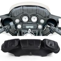 Windshield Bag for 96 13 Harley Davidson FLHX FLHT FLHTC