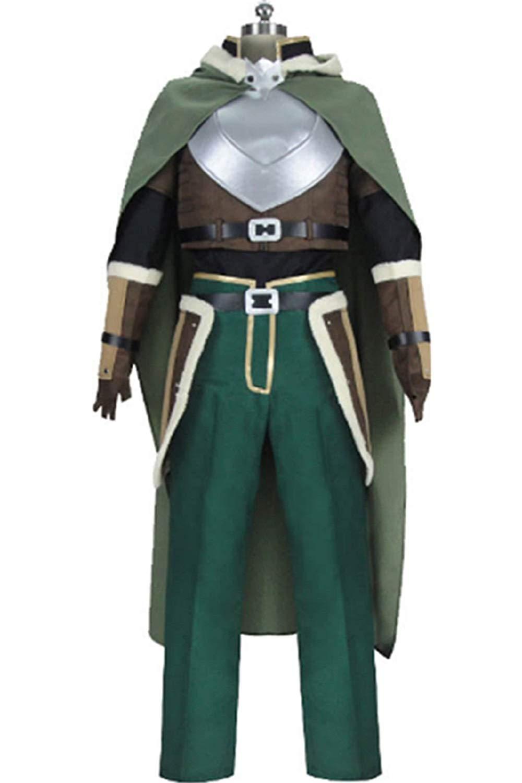 The Rising of the Shield Hero Naofumi Iwatani Cosplay Costume Full set Any Size