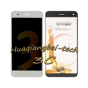 Image 4 - 5.0 new new novo para huawei y6 pro 2017 SLA L02 SLA L22 SLA TL00 display lcd completo + tela de toque digitador assembléia com quadro rastreamento