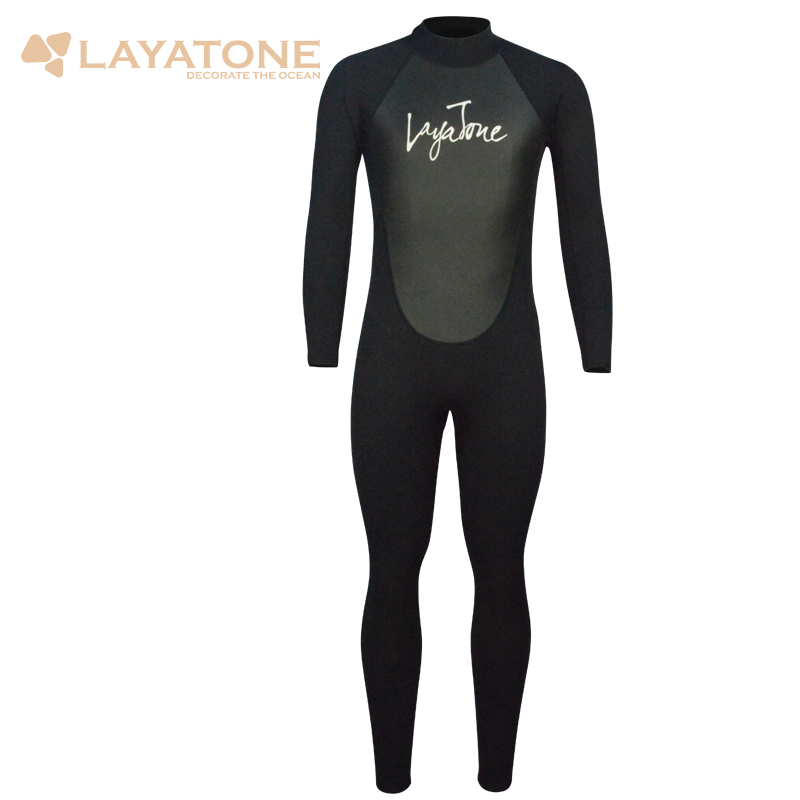 Free Shipping Long Sleeve Diving Wetsuit for men 3MM high quality neoprene full body diving skin wet suit Surfing Suit A1616 2016 new styles summer diving wetsuit for men father day s gift summer surfing costumes fine embossed wetsuit a1616