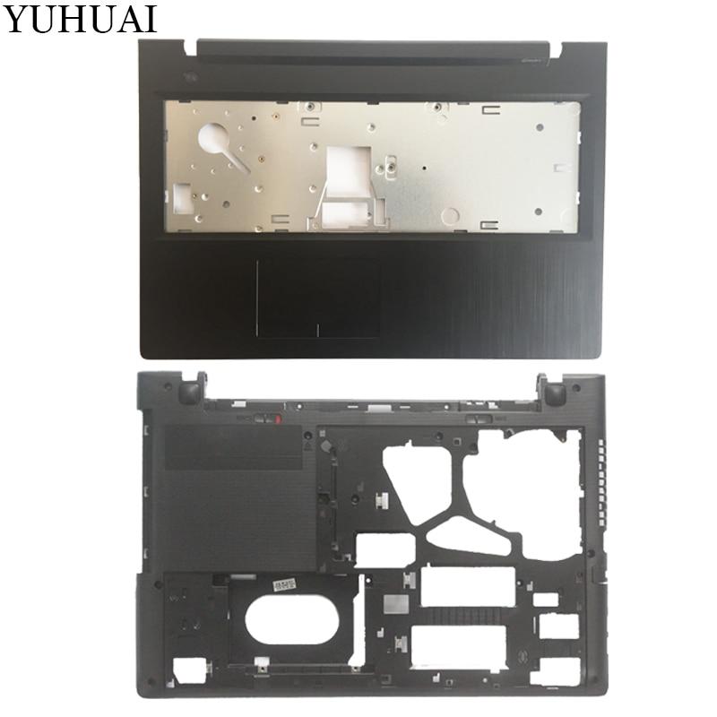 New For Lenovo -70A -70 -70M -80 -30 -45 Z50-70 Palmrest Upper Case&Bottom Base Cover Case