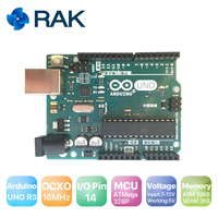 IOT WiFi Камера комплект wiscam Arduino UNO R3 развитию модуля Singlechip SCM Smart Электроника обучения Управление доска Q088