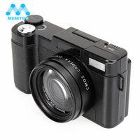 MEMTEQ Digital Camera 3 TFT LCD Full HD 24MP Digital Camera Video 1080P Camcorder CMOS Video