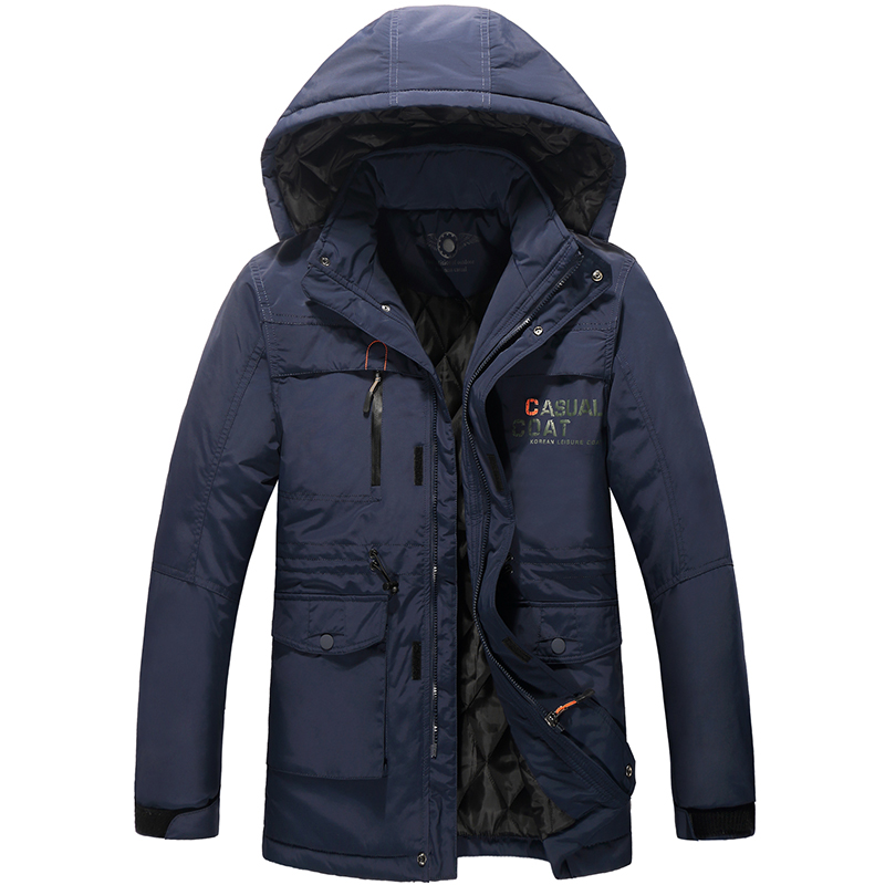 New obesity down font b jacket b font to keep warm feather coats font b men