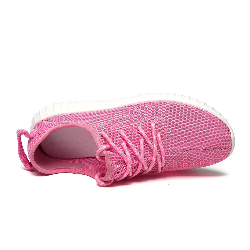 MIUBU Summer Sneakers Fashion Shoes Woman Flats Casual Mesh Flat Shoes Designer Female Loafers Shoes for Women zapatillas mujer in Women 39 s Flats from Shoes