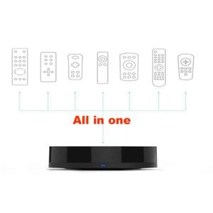 Image 5 - 100% Aqara Mijia Universal Intelligent Smart Remote Controller WIFI+IR Switch 360degree Smart Home Automation Mi smart sensor