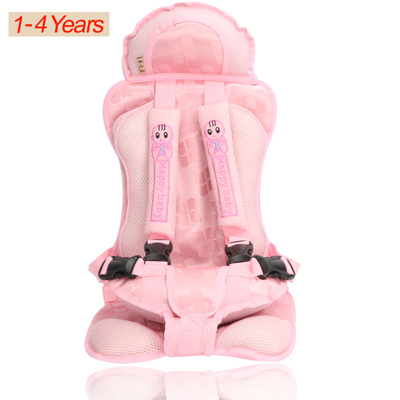 0 4 years old plus size baby portable car safety seat kids car seat car chairs for children. Black Bedroom Furniture Sets. Home Design Ideas