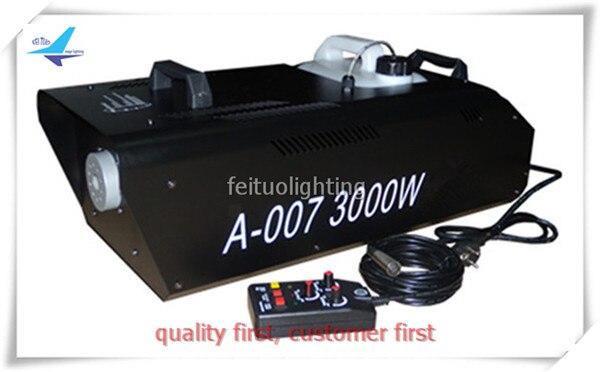 1Xlot 3000W Fog Machine Regular Quantitative Remote Control DMX512 Disco Club Fog Smoke Machine lev  dynkin quantitative credit
