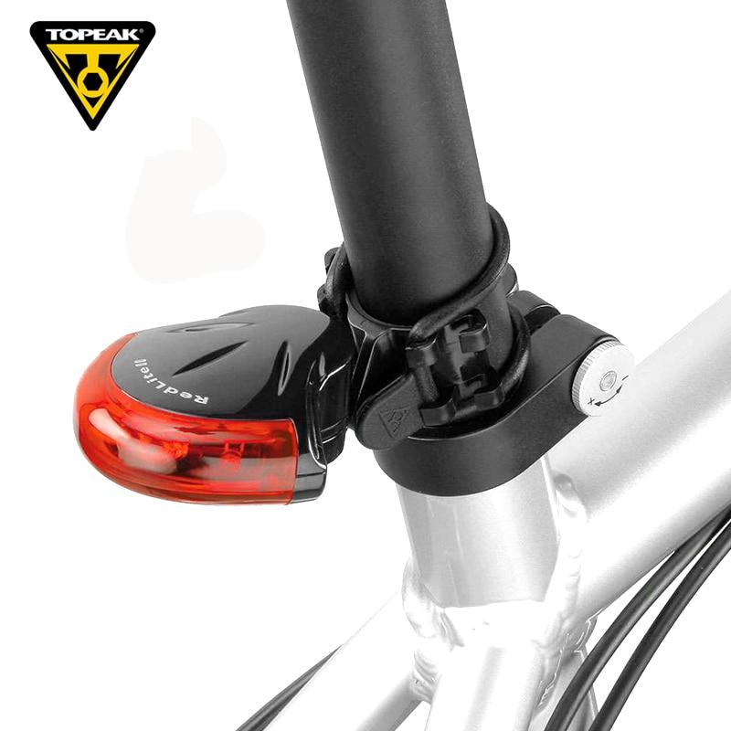 1 pcs Bike Helmet Beacon LED Warning Light w//Silicone Bandage For Bicycle Safety