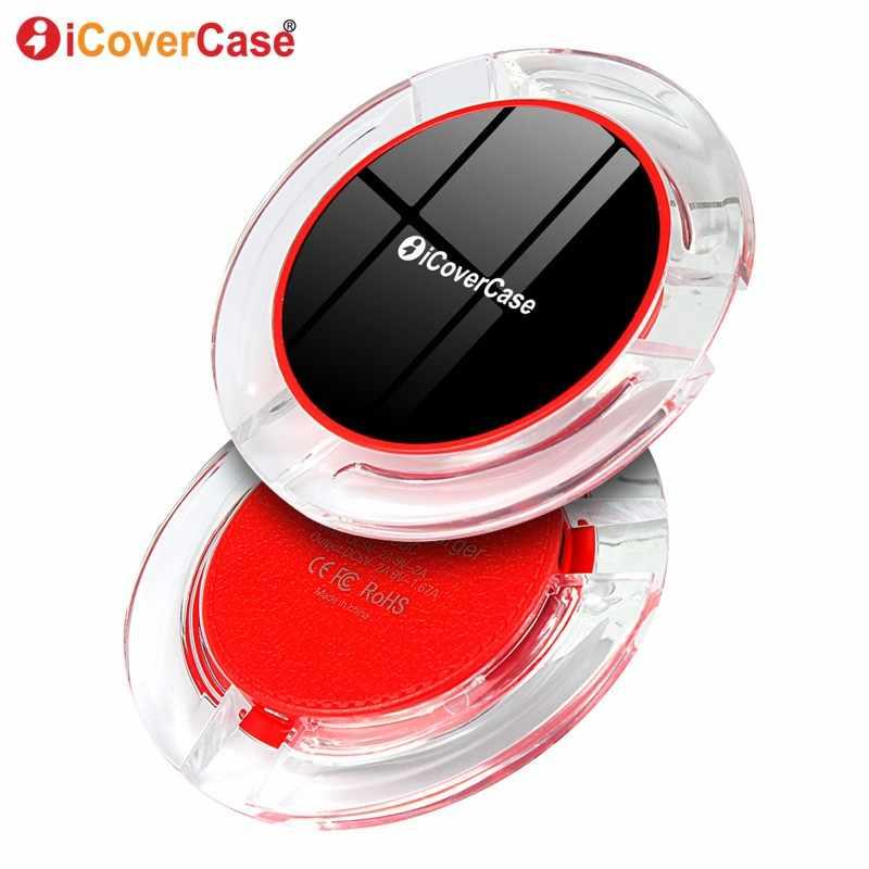 Беспроводное зарядное устройство для huawei Honor 9 Lite Honor9 Honor 6C Pro зарядная площадка мощность QI приемник зарядное устройство чехол для мобильного телефона аксессуар
