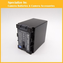 BN-VG138 Camcorder Battery charger set 5500mAh High capacity for JVC BN-VG107E BN-VG108E BN-VG114E BN-VG121E