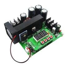 B900W wejście 8 60V do 10 120V 900W konwerter dc wysoka dokładność sterowanie led Boost Converter DIY transformator napięcia moduł Regulator