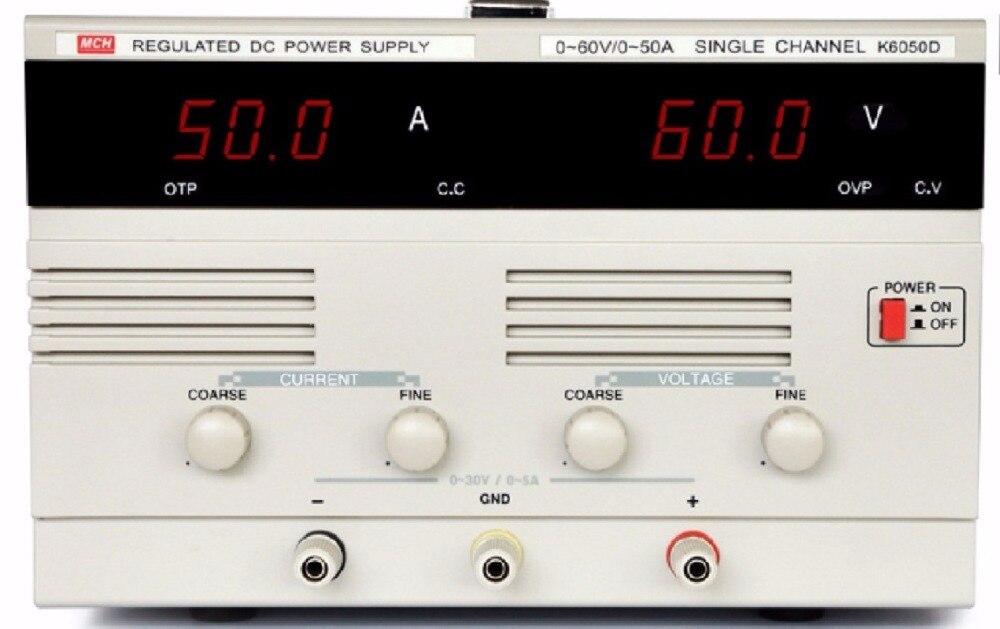 MCH K3050D high power digital display DC voltage regulator digital display adjustable constant voltage current MCH K3050D
