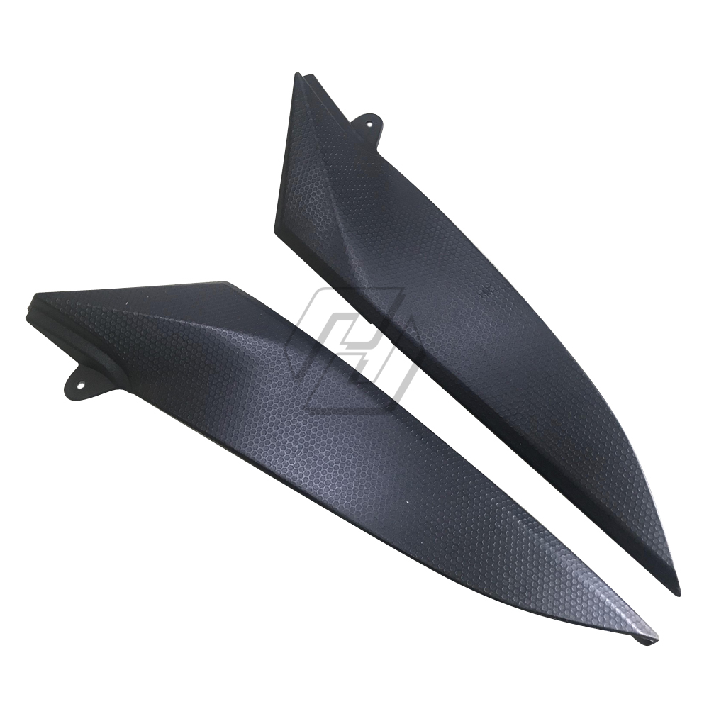 Motorcycle Tank Side Cover Panel Fairing Frame Trim Cowl Case for Yamaha YZF R1 YZF R1