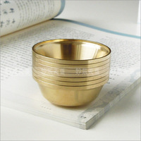 Thickened Buddha bowl,Buddhism brass cup,Smooth surface, good touch,Seven bowls