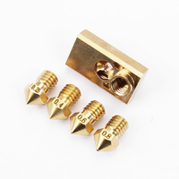 New 1 Set Nozzle Cleaning Needle Kit Drill Bit Tweezer Hotend Filament for Ultimaker2 3D Printer DOM668