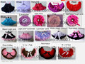 Shipping1pc libre al por menor del bebé pettiskirt mullido tutu falda 19 color en stock