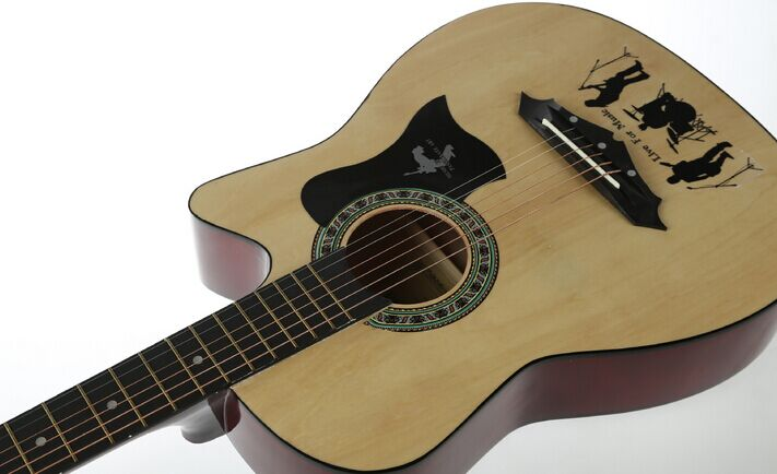 2017wholesale High Quality Acoustic Guitar For Profession Musician Guitar