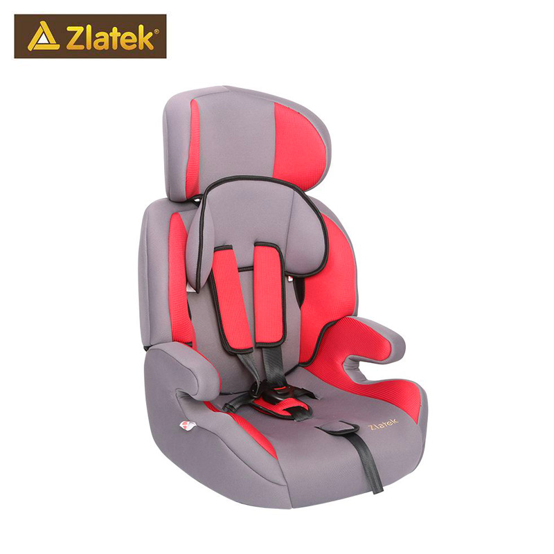 Child Car Safety Seats ZLATEK Fregat, 1-12 years, 9-36 kg, group1/2/3 Kidstravel