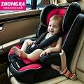 Interface ISOFIX para enviar 9 meses-12 anos de idade da criança de segurança assento de carro assentos de segurança para crianças assento de carro do bebê carro crianças 3C