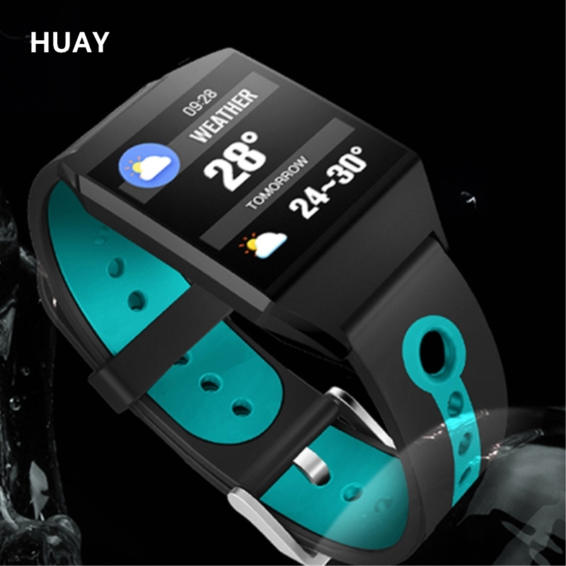 Watch Bracelet Bluetooth Smart Watch Sports Blood Heart Rate Monitor Android IOS Pedometer True color screen Smart Bracelet W1 bluetooth new smart watch blood pressure monitor bracelet sports watch pedometer fashion women smartwatch for ios and android