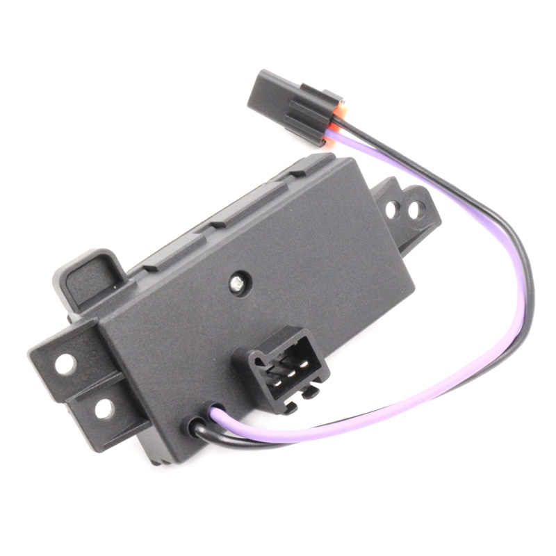 Heater Motor Fan Er Resistor For Gmc Envoy Saab 9 7x Chevrolet Trailblazer