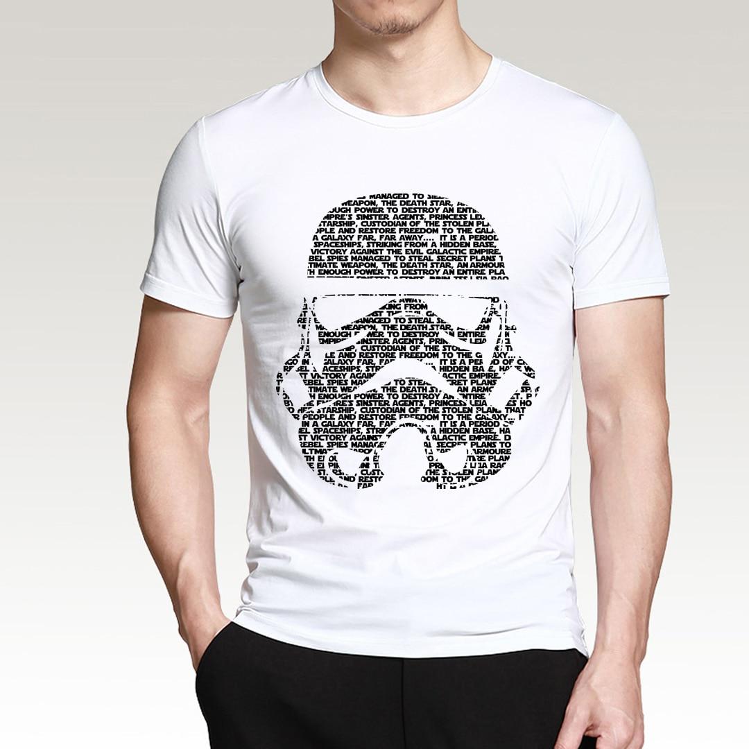 Star Wars Masks Words Hip Hop Tops Tee 3