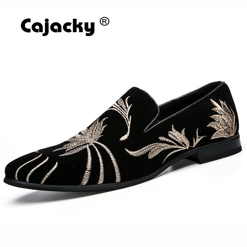 Cajacky Men Loafers Shoes Large Size 47 46 Men Driving Loafers Breathable  Slip On Men Shoes c6d03123c450