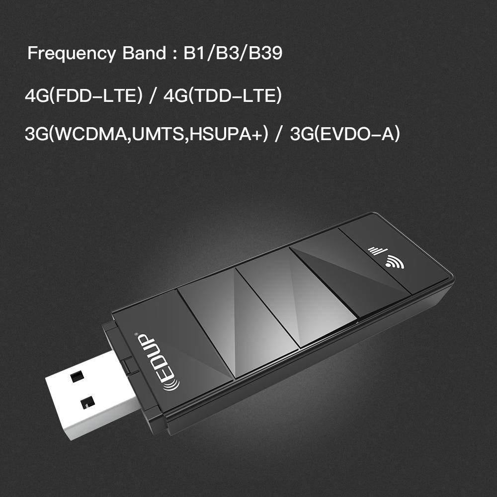 Generic 150Mbps 4G USB WiFi Dongle LTE Universal USB Modem