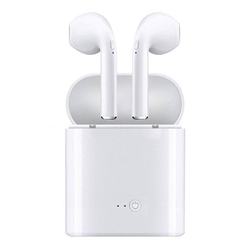 Auriculares Bluetooth Mini gemelos auriculares inalámbricos auriculares de aire en auriculares deportivos auriculares estéreo para apple iPhone Samsung xiaomi